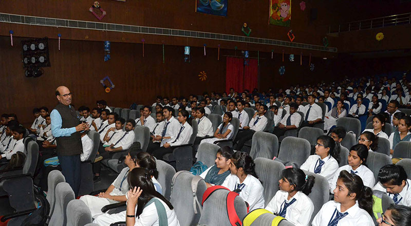 "SRMS CET Workshop on ""Students Career Counseling for Prospective Placement"""