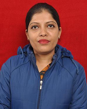 Ms Ankita Rani