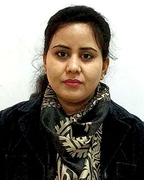 Ms Nida Parveen