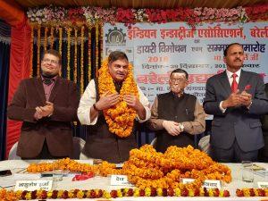 Shri-Dev-Murti-Ji-bestowed-with-honour-Image1