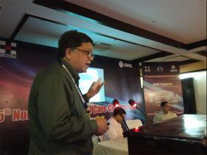 Dr-Ashit-hedge-Sr-consultant-critical-care-P-D-Hinduja-hospital-mumbai-speaking-on-treatment-of-carbapenem-resistant-enterobacteriaceae-CRE