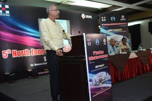 Dr-Dhruv-Chaudhary-sr-professor-and-head-deptt-of-pulmonary-and-critical-care-medicine-PGIMS-UHS-ROHTAK-speaking-on-Tropical-infections
