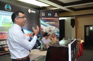 Dr-Jitendra-from-Artimis-Hospital-gurgaon-speaking-on-sepsis-marker