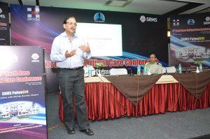 Dr-Prakash-Shastri-vice-chairman-critical-care-medicine-dept.-Sir-ganga-ram-hospital-Delhi-speaking-on-intrepretation-of-antibiogram-of-critically-ill-patient-in-ICU